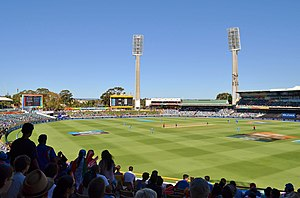 India v United Arab Emirates, WACA Ground, Perth, 28 February 2015