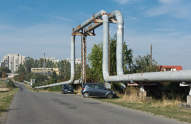 Bogen in einer Pipeline