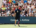 2015 US Open Tennis - Qualies - A Ball Person (20999652422).jpg