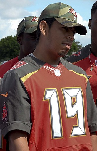 Roberto Aguayo - Aguayo in his rookie season with the Buccaneers