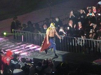 Kota Ibushi - Ibushi as Tiger Mask W in January 2017