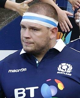 Gordon Reid (rugby union) Scottish rugby union player