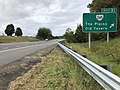2018-10-11 12 59 58 View west along Interstate 66 at Exit 31 (Virginia State Route 245, The Plains, Old Tavern) in northeastern Fauquier County, Virginia.jpg