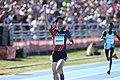 2018-10-16 Stage 2 (Boys' 400 metre hurdles) at 2018 Summer Youth Olympics by Sandro Halank–112.jpg