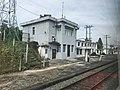 201806 Station Building of Jinzipai Station.jpg