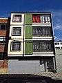2018 Bogotá edificio en carrera 3 A con calle 24.jpg