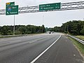 2019-06-05 12 54 18 View north along Interstate 95 at Exit 49B (Interstate 695 WEST, Towson) in Arbutus, Baltimore County, Maryland.jpg