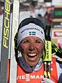 20190228 FIS NWSC Seefeld Ladies 4x5km Relay Team Sweden 850 5564 Charlotte Kalla.jpg