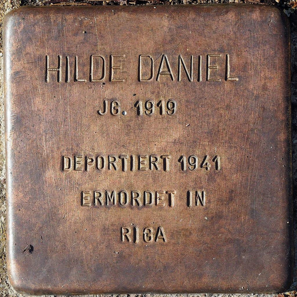 Jüdische Gemeinde   Duisburg Nordrhein Westfalen
