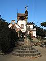 256 Creu i restaurant del santuari de la Misericòrdia (Canet de Mar).JPG