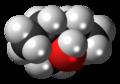3-Methyl-3-pentanol molecule spacefill.png