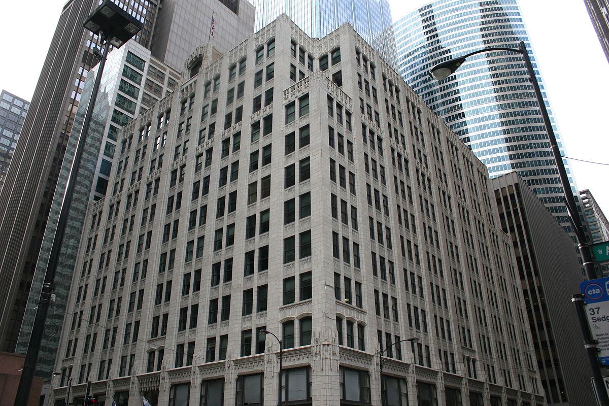 300 west adams building
