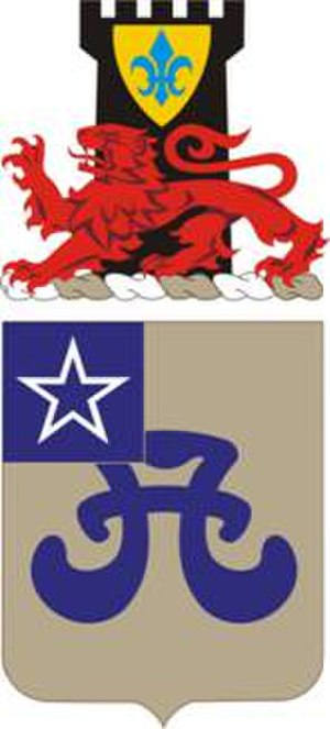 308th Brigade Support Battalion - Image: 308 Spt Bn Co A