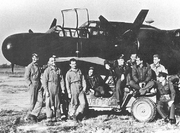 426th Night Fighter Squadron Chengtu Airfield - China