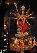 5449g nalini-sarkar-st stylized-pratima dancing-pose-miniature-children artist-sanatan-dinda