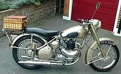 1957 BSA Golden Flash 650