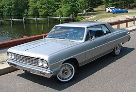 Chevy Malibu Hubcaps Chevrolet Chevelle - Wikipedia