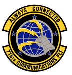 716 Comm Flt emblem.png