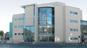 Swansea Metropolitan University - Swansea College of Art Campus (2015)