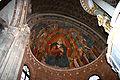 7349 - Milano - San Simpliciano - Affresco del Bergognone nel catino absidale - Foto Giovanni Dall'Orto - 25-mar-2007.jpg