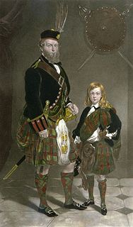 John Ogilvy-Grant, 7th Earl of Seafield Scottish Earl