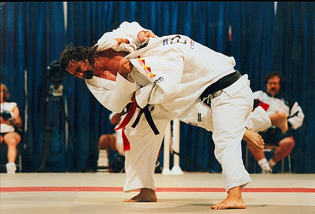 in preparation for the upcoming summer olympic games in london, here's a  look into some of the physics behind judo experts' impressive throwing  skills
