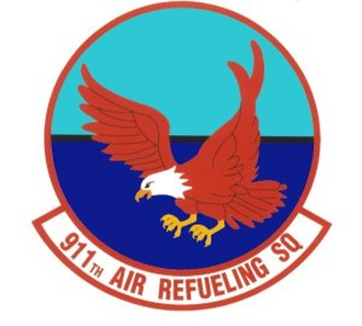 911th Air Refueling Squadron - Image: 911th Air Refueling Squadron