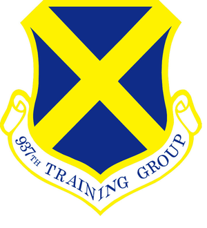 937th Training Group - Image: 937 Training Group emblem