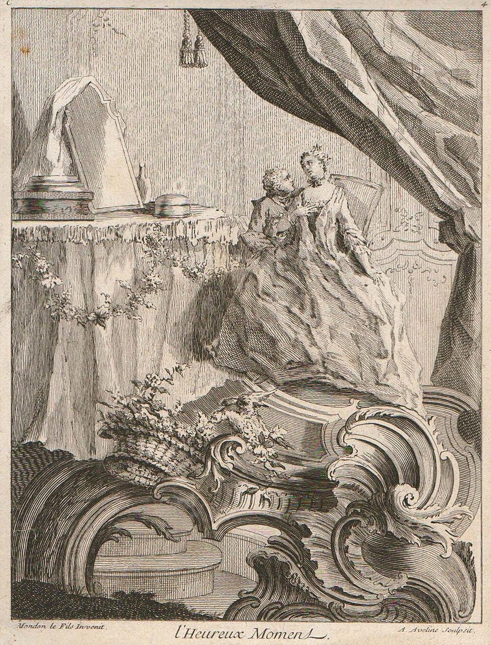 A. Avelin after Mondon le Fils
