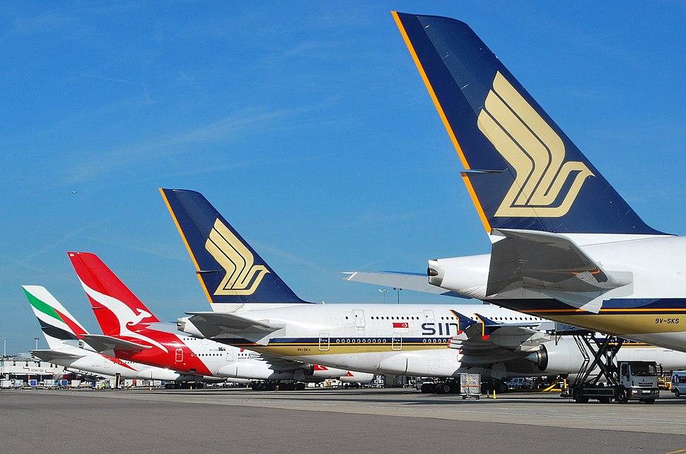 A380 at Heathrow (9308336110)