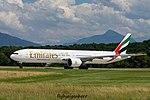 A6-ENZ Boeing B777-31H-ER B77W - UAE (28257503795).jpg