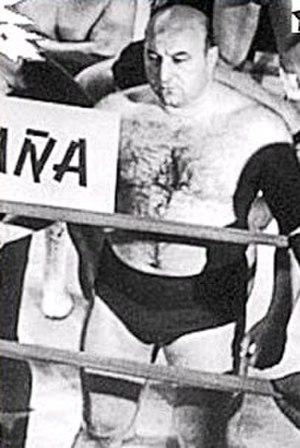 Titanes en el ring - Image: ALBERTO EIJOO