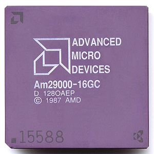 AMD Am29000 - AMD 29000 Microprocessor
