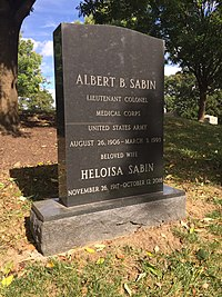 ANCExplorer Albert Sabin grave.jpg