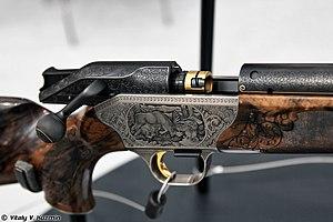 Blaser R8 - 9.3×62mm Blaser R8 Custom Grade IV