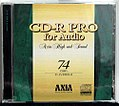 AXIA CD-R PRO for Audio 20090711.jpg