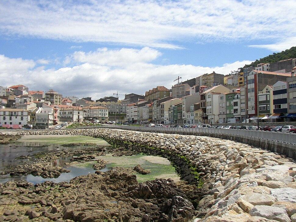 Hình nền trời của Concello de A Guarda