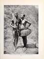 A Mulolo (Congo) warrior and his wife from the central Congo regions; Bantu.png