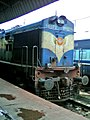 A Vatva based WDM-3A loco spotted at Secunderabad Junction 01.jpg