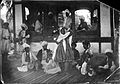 A group of musicians and a lady dancer Wellcome L0025444.jpg