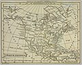 A map of North America engraved for the Compendious Geographical Dictionary. (14168299452).jpg