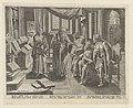 A minstrel playing before the King of Israel, Judah and Edom ca.1589 print by Stradanus, S.IV 2405, Prints Department, Royal Library of Belgium.jpg