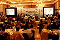 A scene of 'India – The Big Picture Conference – 2005' organized by CII as part of IFFI events, in Panaji, Goa on November 24, 2005.jpg