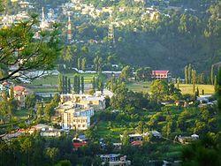 A view of Pallandri city and Cadet Collage Pallandri..jpg