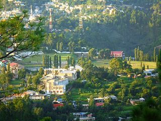 Sudhanoti District District in Pakistan