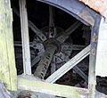 Abandoned mill at Tilty, Essex, England, 05 - mill workings at North.jpg