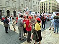 Abortion protest - Barcelona, Spain (8133572454).jpg