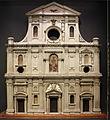 Accademici delle arti del disegno, modello per la nuova facciata del duomo di firenze, 1635, 01.JPG