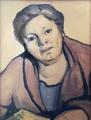Adèle Lilljeqvist, Selbstportrait.png
