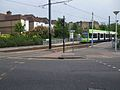 Addiscombe tramstop northern entrance.JPG